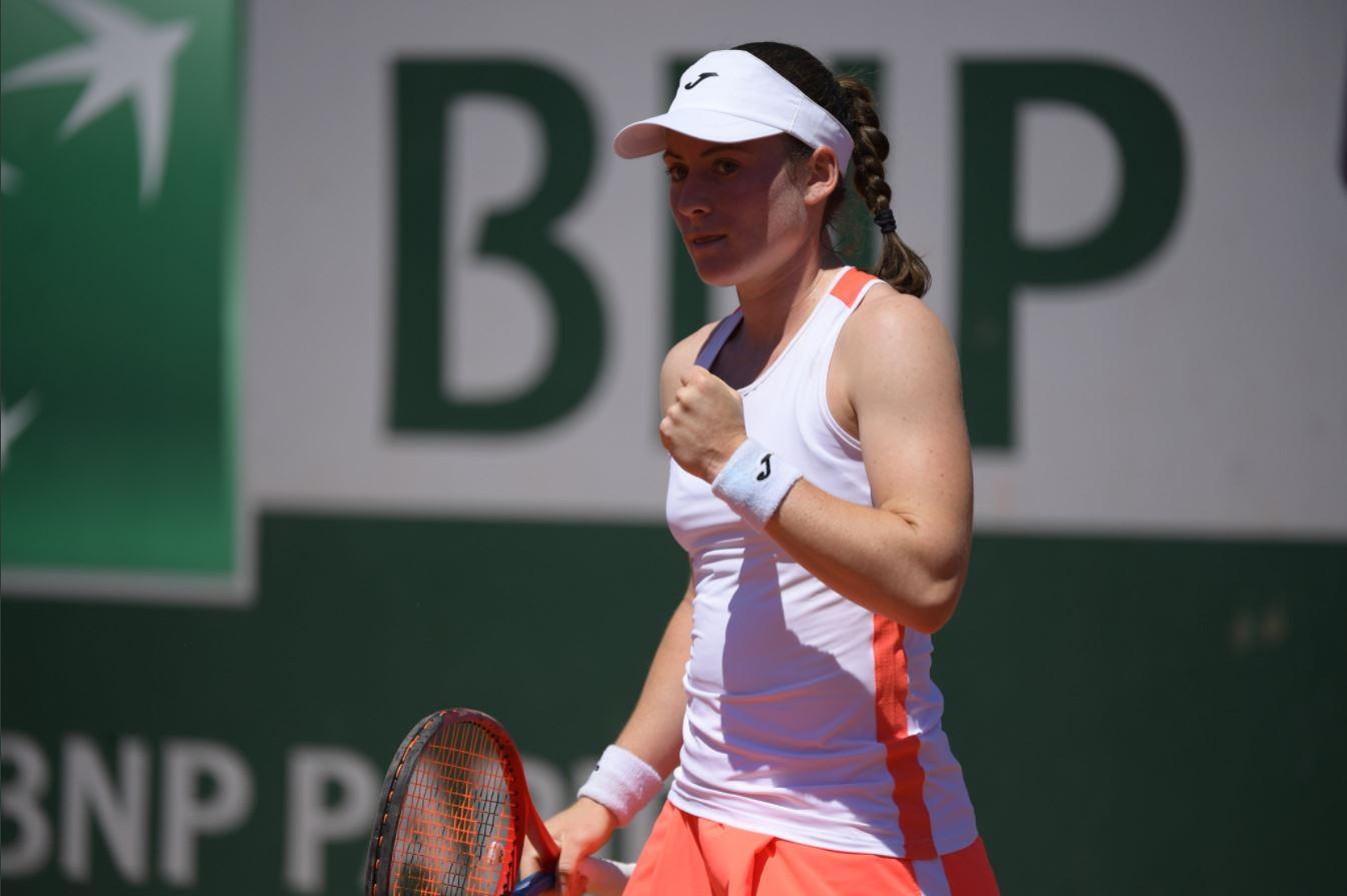 """Zidans2021 - Nepozabni teniški dnevi Tamare Zidanšek: """"Na tem turnirju sem spoznala, da se lahko kosam z najboljšimi igralkami na svetu."""""""