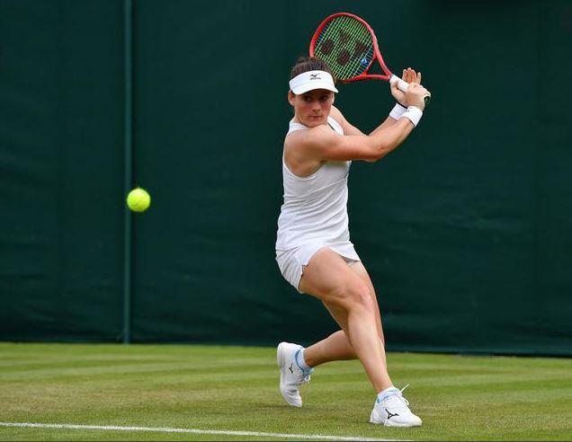Zidansek T - Bartyjeva vodi na lestvici WTA, Zidanškova sedaj 50.