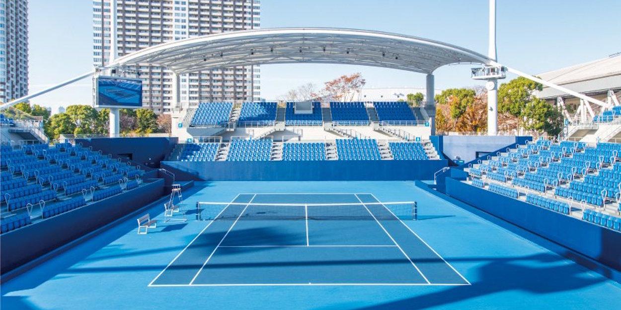 10 Ariake Tennis Park 2020 - Še ena velika odpoved za olimpijske igre