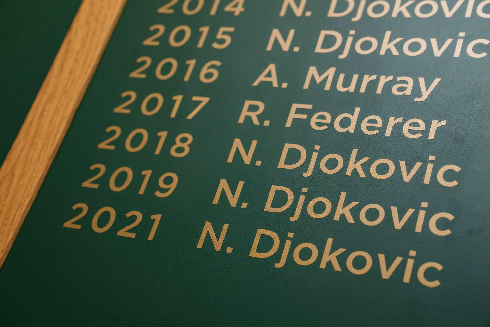178040253 10158539452513732 3006014848098067964 n - Dva dvoboja na minulem Grand Slamu v Wimbledonu pod preiskavo zaradi sumljivih stavnih vzorcev