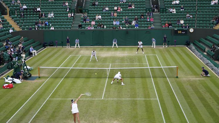 185408ab18ddc23b7816 andreja klepac - Izkupiček na turnirju v Wimbledonu: Dva slovenska tretja kroga