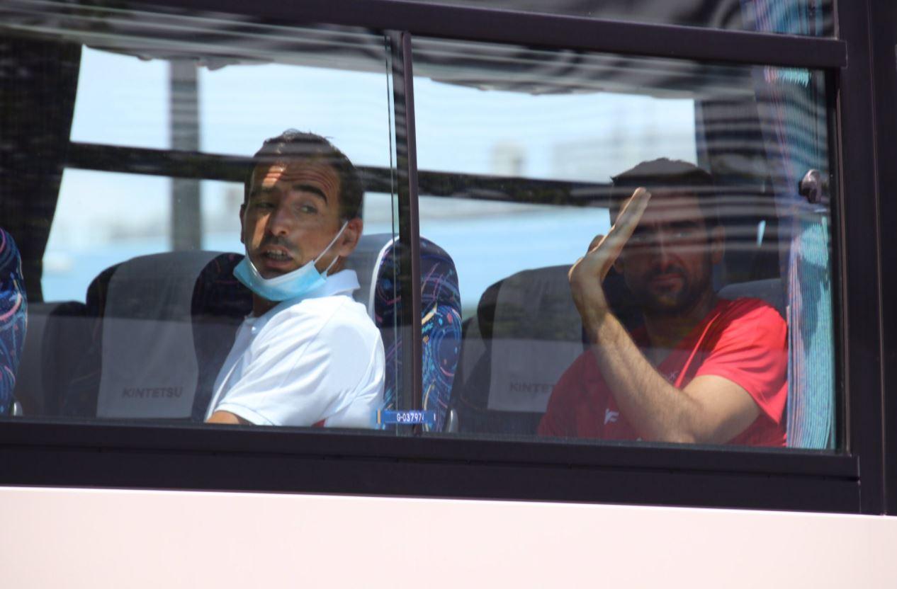 Cilic1 - Čilić za las ubežal novi katastrofi - v Tokiu zapravil vodstvo s 5:0 in izkoristil 11. zaključno žogico