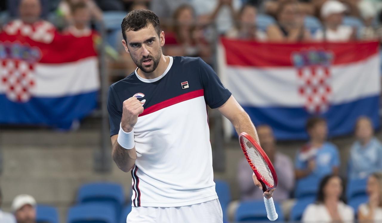 Cilo - Izjemna Hrvata končala Murrayjeve sanje o tretji zlati medalji