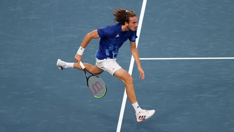 Foto Australian Open Facebook 2 - Na papirju eden največjih konkurentov Đokovića v Tokiu že položil svoj lopar