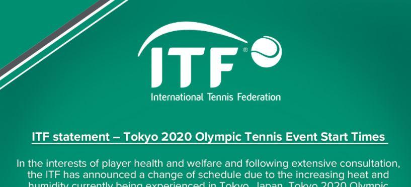 ITF1 - Dokaz o moči Novaka Đokovića; v dobro igralcev naj bi spremembo urnika v Tokiu izsilil prav Srb