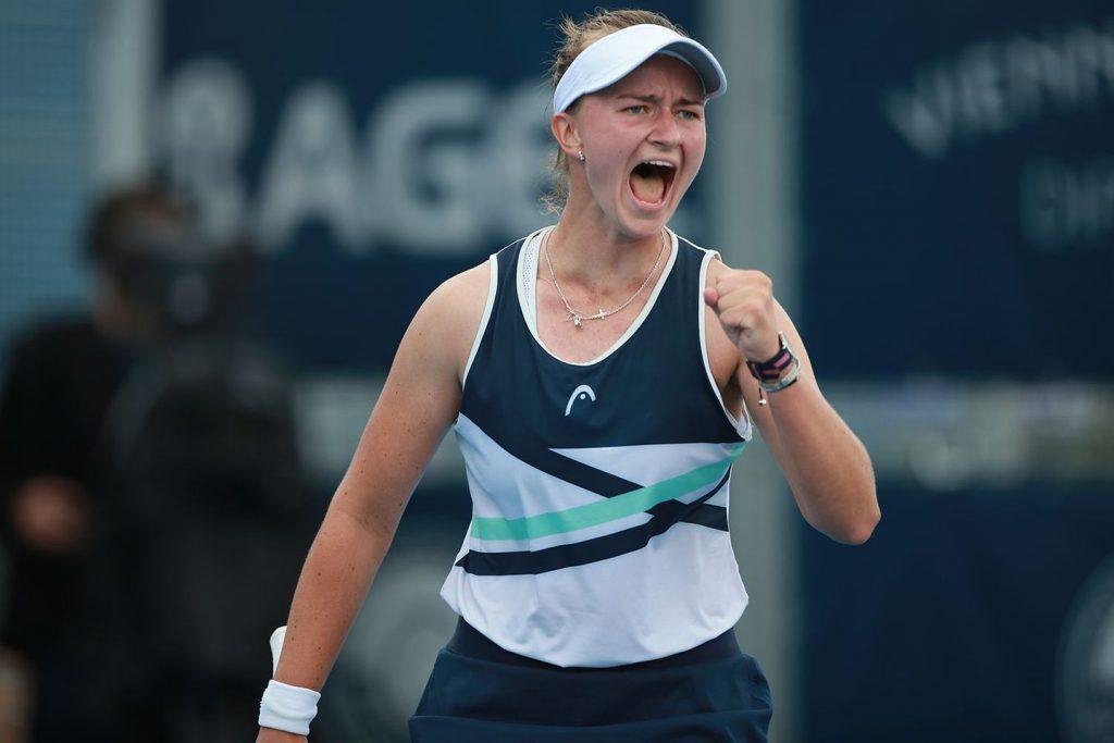 Krejcikova SF 1024x683 - WTA Praga: Krejčikova dobila tri od zadnjih štirih turnirjev