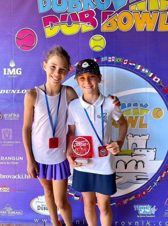 Sara K - Sara Kovačević navdušila na prestižnem turnirju v Dubrovniku