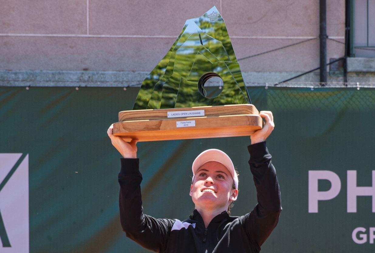 """Tami13 - Zidanškova po krstnem WTA naslovu: """"Zdaj sem prišla še do tega mejnika. Vesela sem, da mi je uspelo."""""""