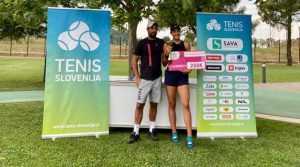 Tara 300x167 - Ela Nala Milić zmagovalka sestrskega finala članskega turnirja v Kopru, pri članih najboljši Tomac (FOTO)