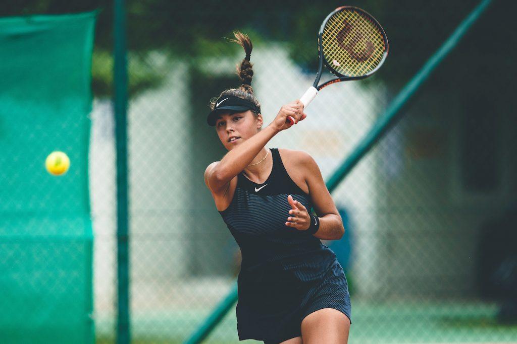 UTR Koper 0117 210716 1024x683 - ITF: Ela Nala Milić v San Marinu že med osem, v Stobreču odlična tudi Laniškova