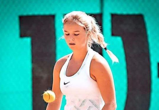 Veronika - ITF: Veronika Erjavec v Italiji nadigrala prvo mladinko sveta, Milićeva uspešna v San Marinu