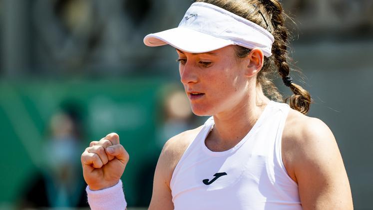 b194876abe0ec9f9e5bf tamara zidansek - Tamara Zidanšek dočakala svoj trenutek: V Lozani osvojila prvi WTA turnir!