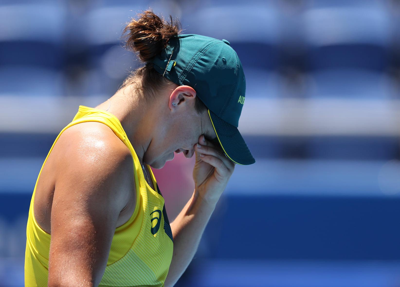 foto tennis 1 - Ashleigh Barty verjetno ne bo nastopila na zaključnem turnirju
