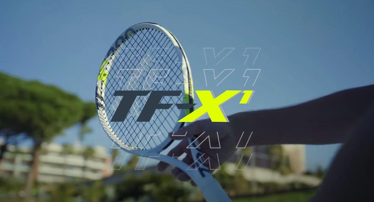 loparji.si  - Predstavljamo vam novo kolekcijo loparjev TF-X1!