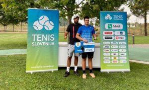 mikovic 300x181 - Ela Nala Milić zmagovalka sestrskega finala članskega turnirja v Kopru, pri članih najboljši Tomac (FOTO)