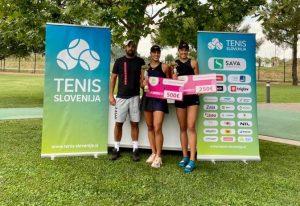 milic milic 300x206 - Ela Nala Milić zmagovalka sestrskega finala članskega turnirja v Kopru, pri članih najboljši Tomac (FOTO)