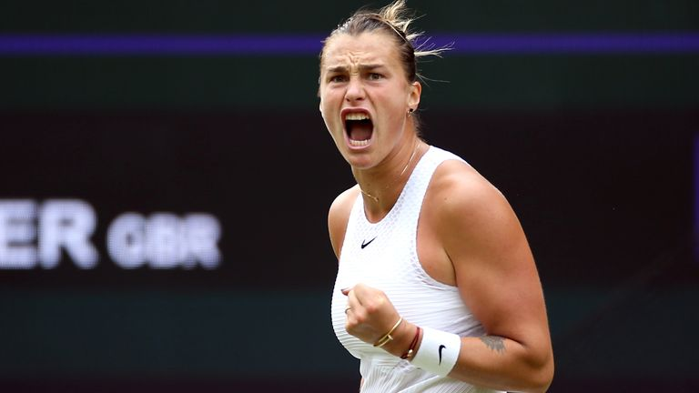skysports aryna sabalenka tennis 5432825 - WTA lestvica: Sabalenka prehitela Osako, pri Slovenkah najboljša Zidanškova