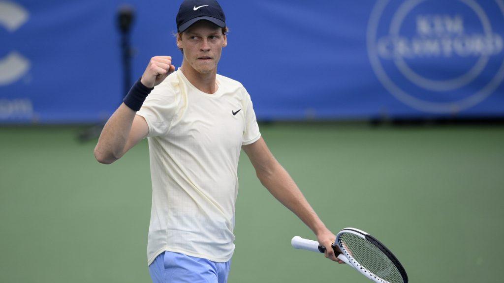 16287 jannik sinner making history in washington 1024x576 - ATP Washington: Brooksby ustavljen, Italijan v finale