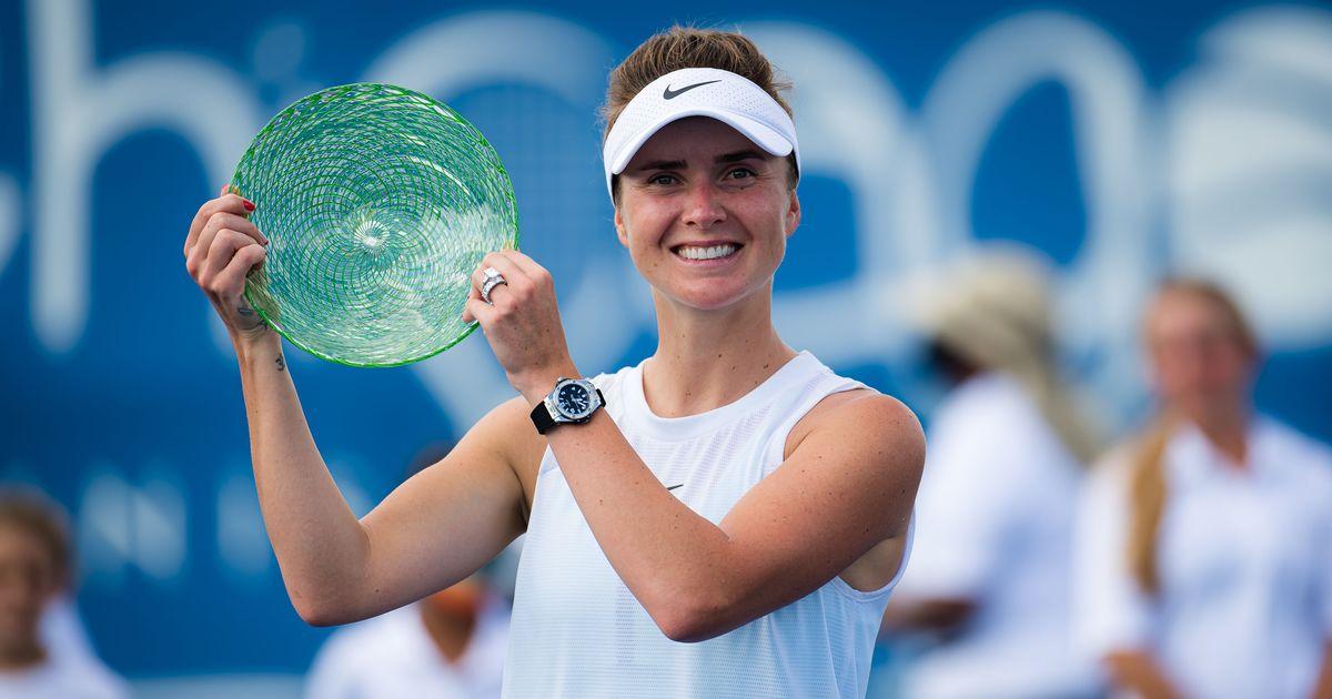 Elina Svitolina   2021 WTA Chicago Womens Open Day 7  DSC 3621 original - WTA Chicago: Po bronu na olimpijskih igrah v kabinet dodala še trofejo v Chicagu