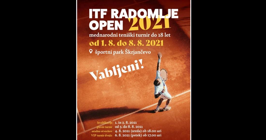 Raodmlje - ITF Radomlje: Četverica slovenskih predstavnikov uspešno skozi kvalifikacijsko sito