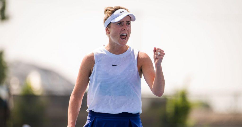Svitolina SF 1024x538 - WTA Chicago: Za krono bosta igrala bronasta z olimpijskih iger in devetopostavljena Francozinja
