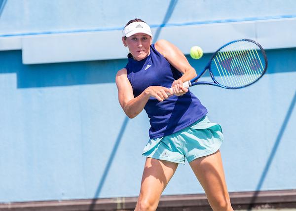 Tenis Fest 2021 406 210816 NM - Na turnirju v Portorožu tudi Juvanova