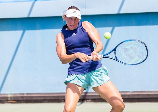 Tenis Fest 2021 415 210816 NM - Na turnirju v Portorožu tudi Juvanova