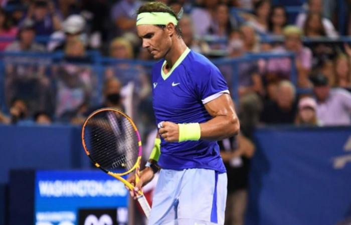 medium 2021 08 04 20ac6eda5a 1 - ATP Washington: Tekma, polna fantastičnih točk, pripadla Nadalu