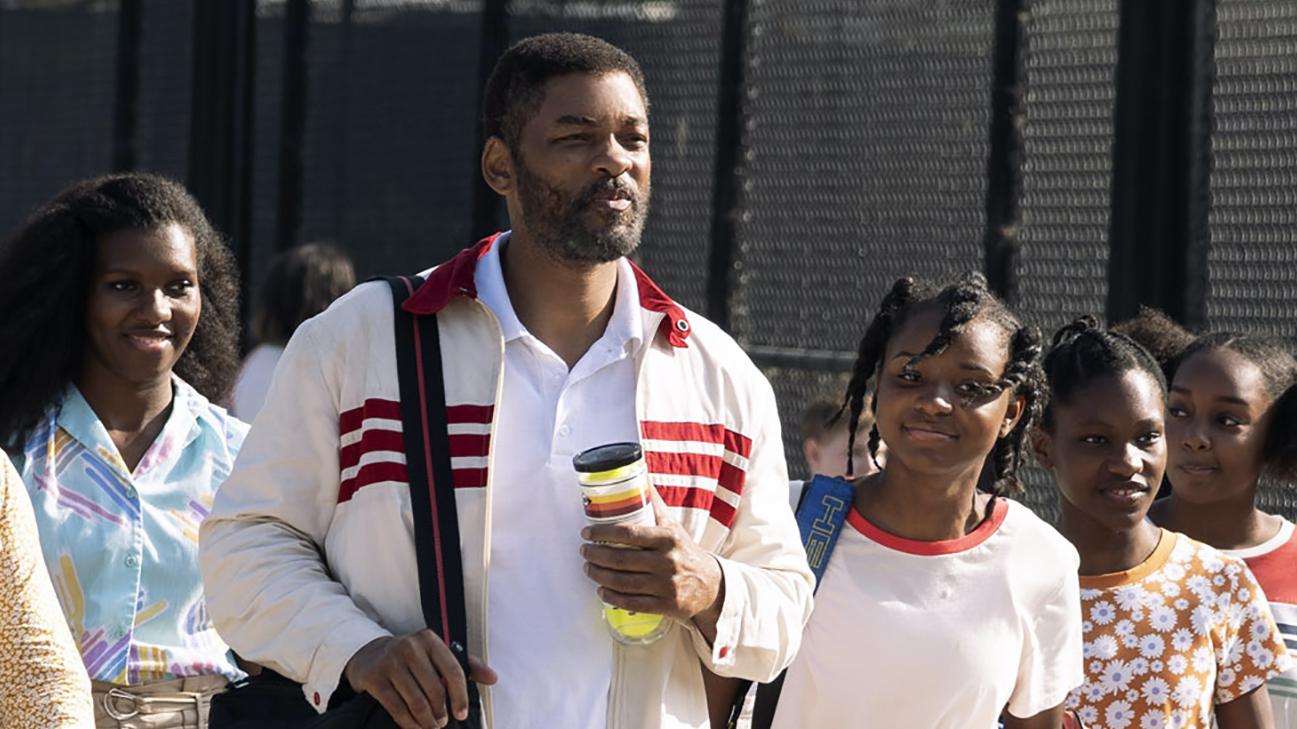 richard - V KINO PRIHAJA FILM O AMERIČANKAH: Venus, Serena in načrt za veličasten uspeh!