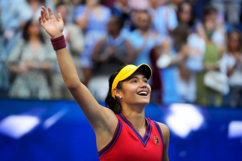 2021 09 11T221907Z 2092232449 MT1USATODAY16733067 RTRMADP 3 TENNIS US OPEN - WTA LESTVICA: Emma Raducanu je skočila po lestvici navzgor
