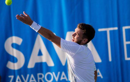 ATP Challenger 0841 170809 VP 540x340 - ITF: Lahu izjemnega tedna v Teksasu ni uspelo kronati s turnirsko zmago