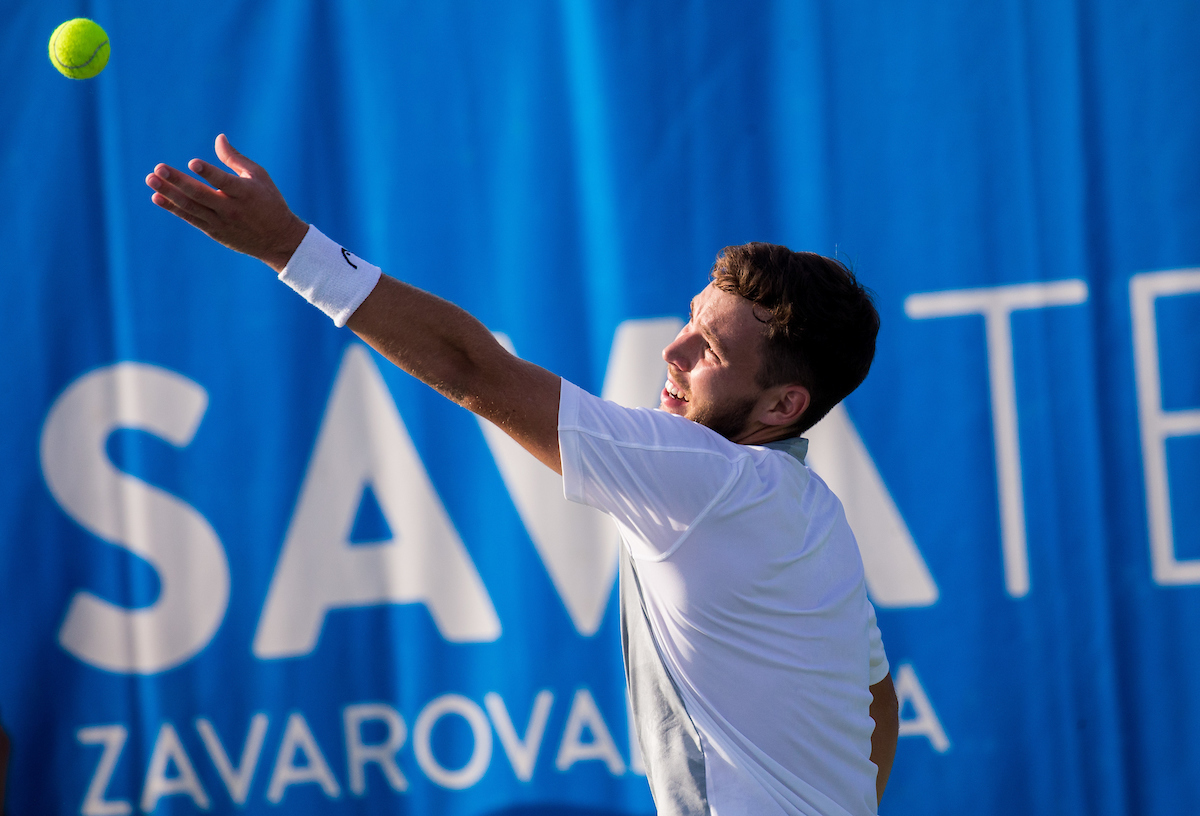 ATP Challenger 0841 170809 VP - ITF: Lah v Teksasu zbral že pet zmag, dvojica Potočnik N./Radišić N. na Madžarskem v polfinalu