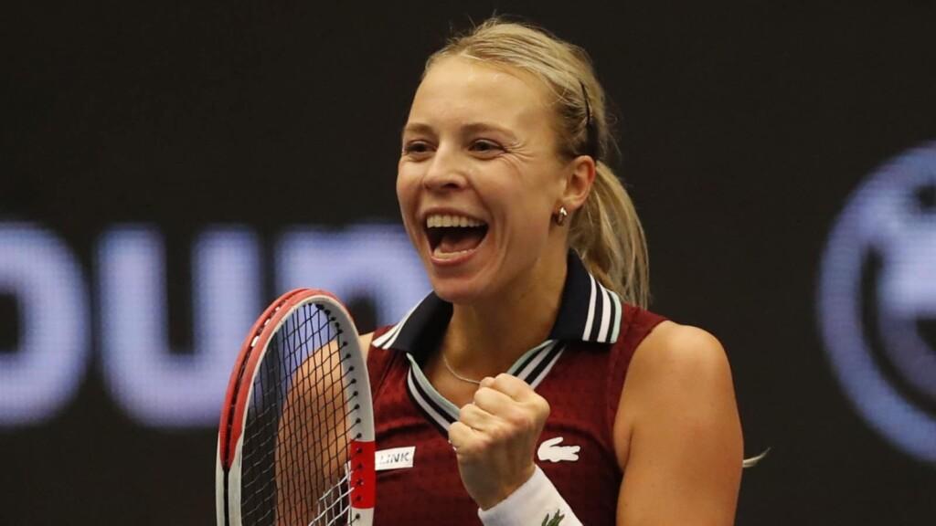 Anett Kontaveit 1024x576 1 - WTA Ostrava: Kontaveitova zmagovalka v češki Ostravi