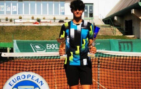 Angeli 540x340 - TE: Kar 7 Slovencev nastopilo v tekmi za naslov, do turnirske zmage po Cikajlovi še Angeli in Šeško