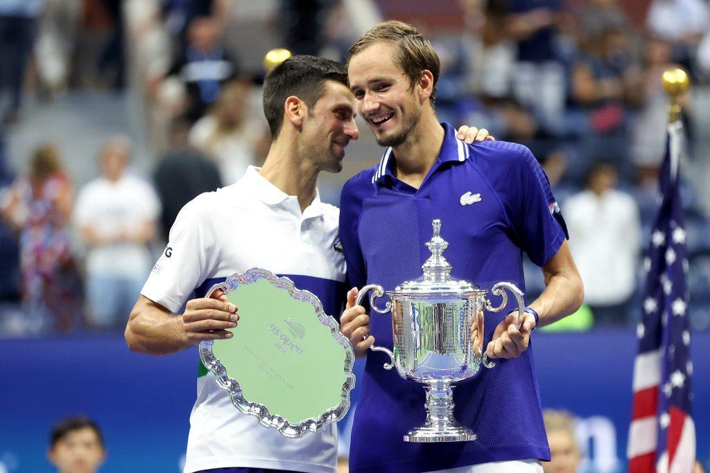 Foto Tennis Channel 1 1024x683 - OP ZDA: Đoković v porazu proti Medvedevu v New Yorku še nikoli ni čutil tako močne podpore publike