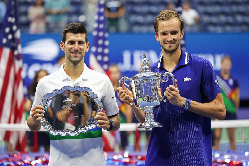 Foto Tennis Channel 2 1024x683 - OP ZDA: Đoković v porazu proti Medvedevu v New Yorku še nikoli ni čutil tako močne podpore publike