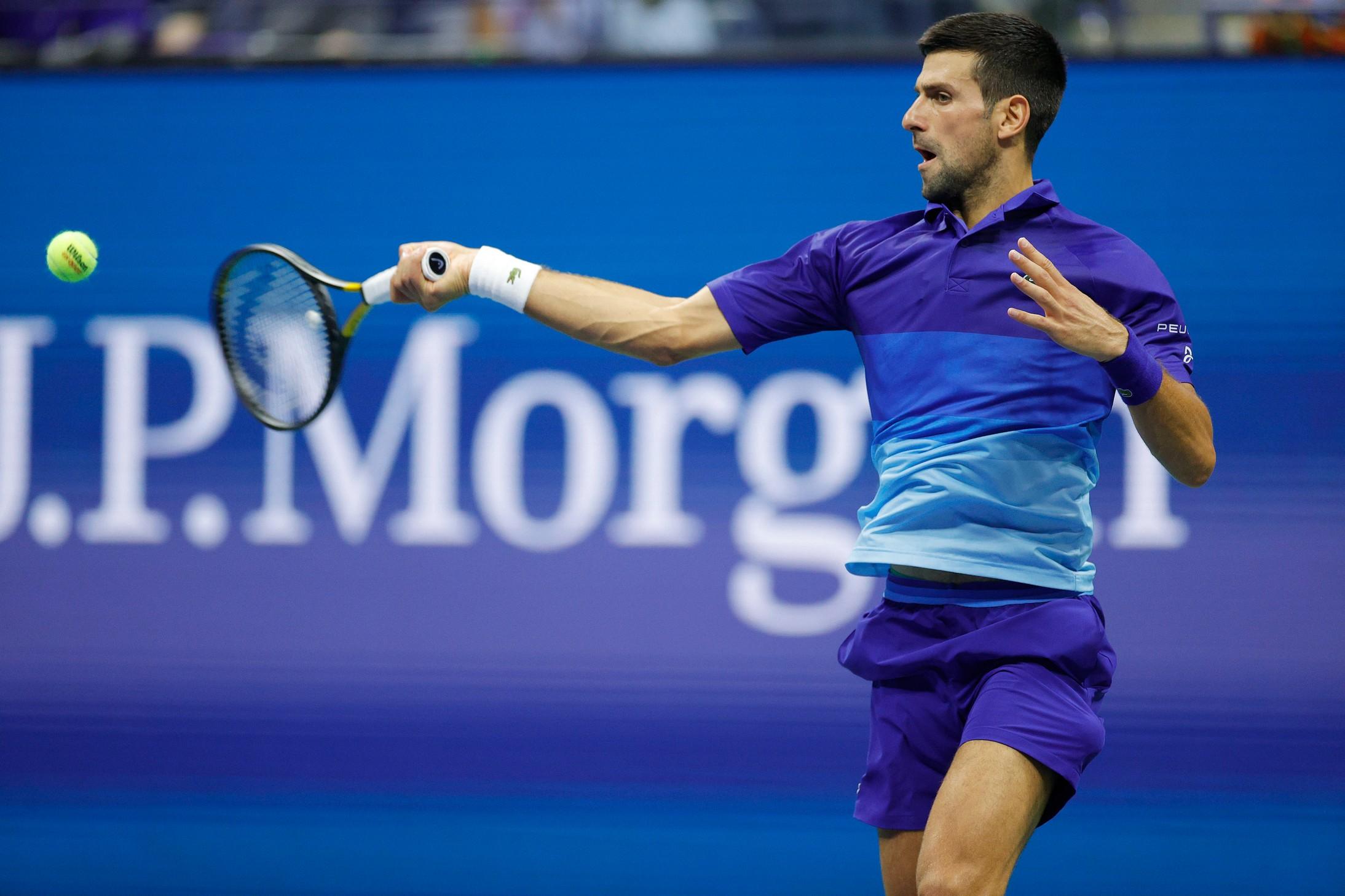 Foto httpswww.tennis.com Matt Fitzgerlad 14 - ATP lestvica: Đoković začel 340. teden na vrhu lestvice, Bedene 93.