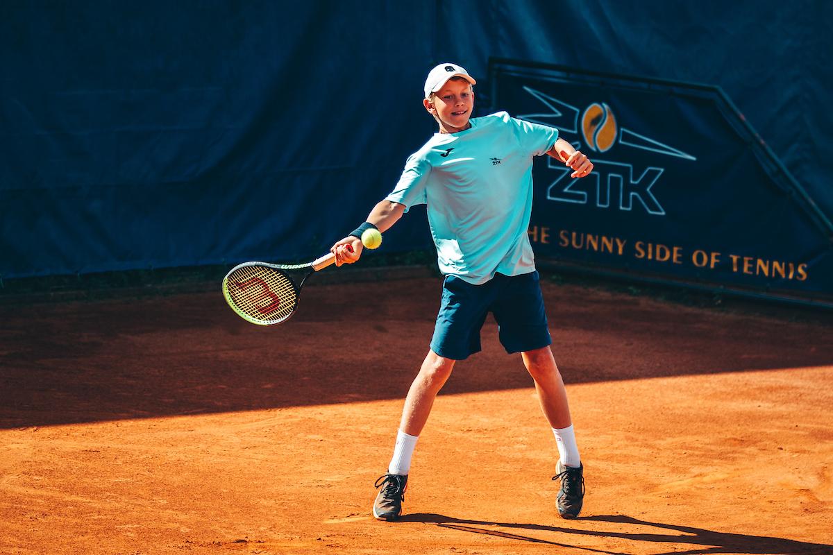Tenis MB 210907 BW0046 - TE: Šeško in Retelj četrtfinalista v Vrsarju, Najzerjeva v petek po naslov v dvojicah