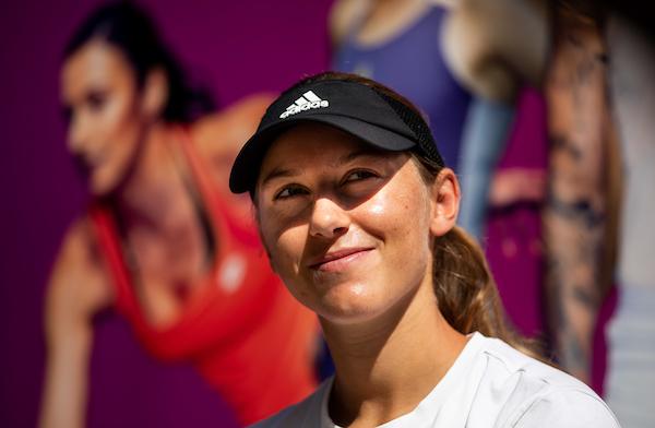 WTA Portoroz 006622 210913 VID - Kaja Juvan preskočila drugo oviro, zvečer pa proti Tamari Zidanšek