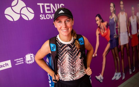 WTA Portoroz 025366 210917 VID 540x340 - Juvanova v Nur-Sultanu še ni rekla zadnje; Ljubljančanka polfinalistka v dvojicah