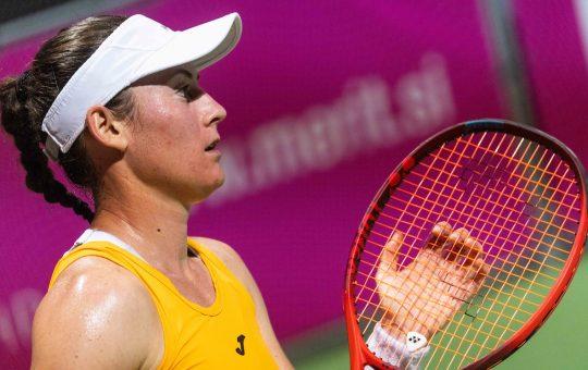 WTA Portoroz 030044 210917 VID 540x340 - Zidanškova v Chicagu proti nekdanji zmagovalki OP ZDA, znana tudi nasprotnica Juvanove