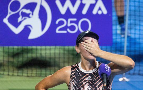 WTA Portoroz 030184 210917 VID 540x340 - Kaja Juvan žrtev nerazumljive poteze organizatorjev turnirja v Nur-Sultanu