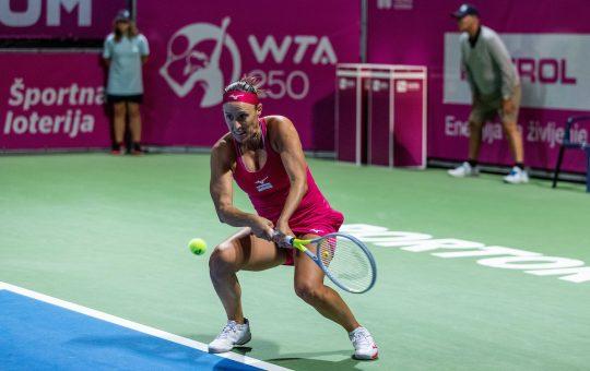 WTA Portoroz 038111 210918 VID 540x340 - Američanki v Chicagu v polfinalu zaustavili hrvaško-slovensko navezo