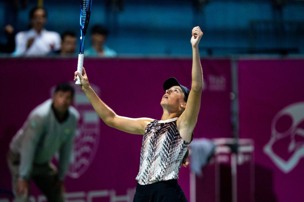 WTA Portoroz 1148 210917 MKV 1024x683 - Juvanova po zmagi nad Zidanškovo v polfinalu WTA turnirja v Portorožu