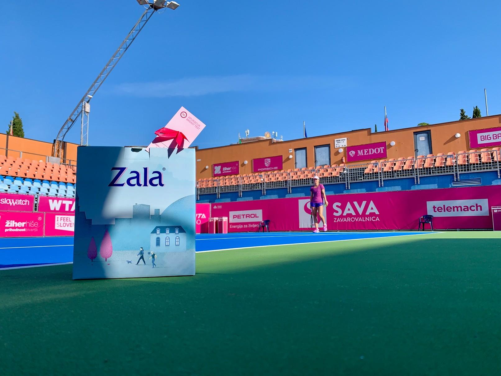 Zala 2 - Vse zmagovalke WTA turnirja v Portorožu