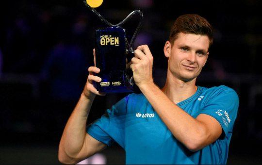 hubert 540x340 - ATP Metz: Najboljši je postal Poljak Hurkacz