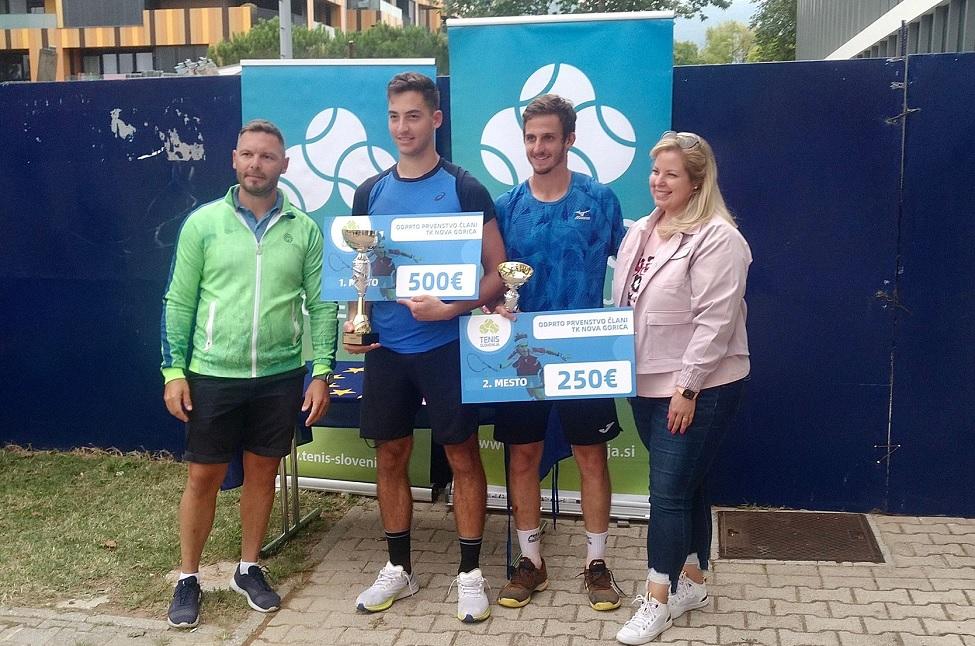 rt1 - Meta Marenk v Novi Gorici do prvenca med članicami, pri moških najboljši Andrejič Goljar (FOTO)