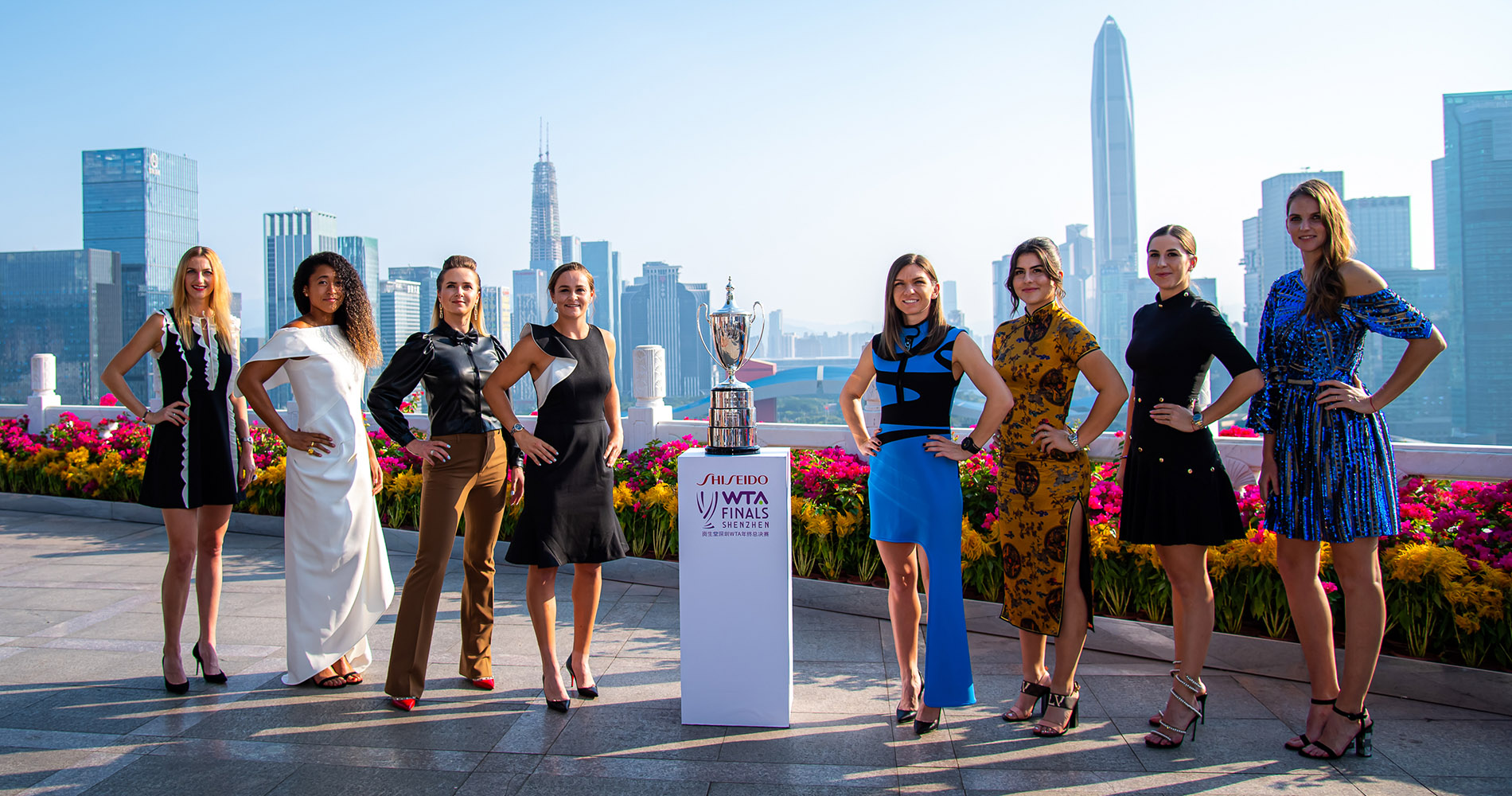 wta shenzhen 2019 - Finale WTA po novem v Mehiki