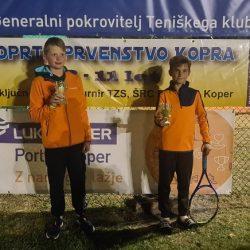 124 250x250 - U8 - U11: Najmlajši slovenski upi za konec poletne sezone 2021 navdušili v Kopru (FOTO)