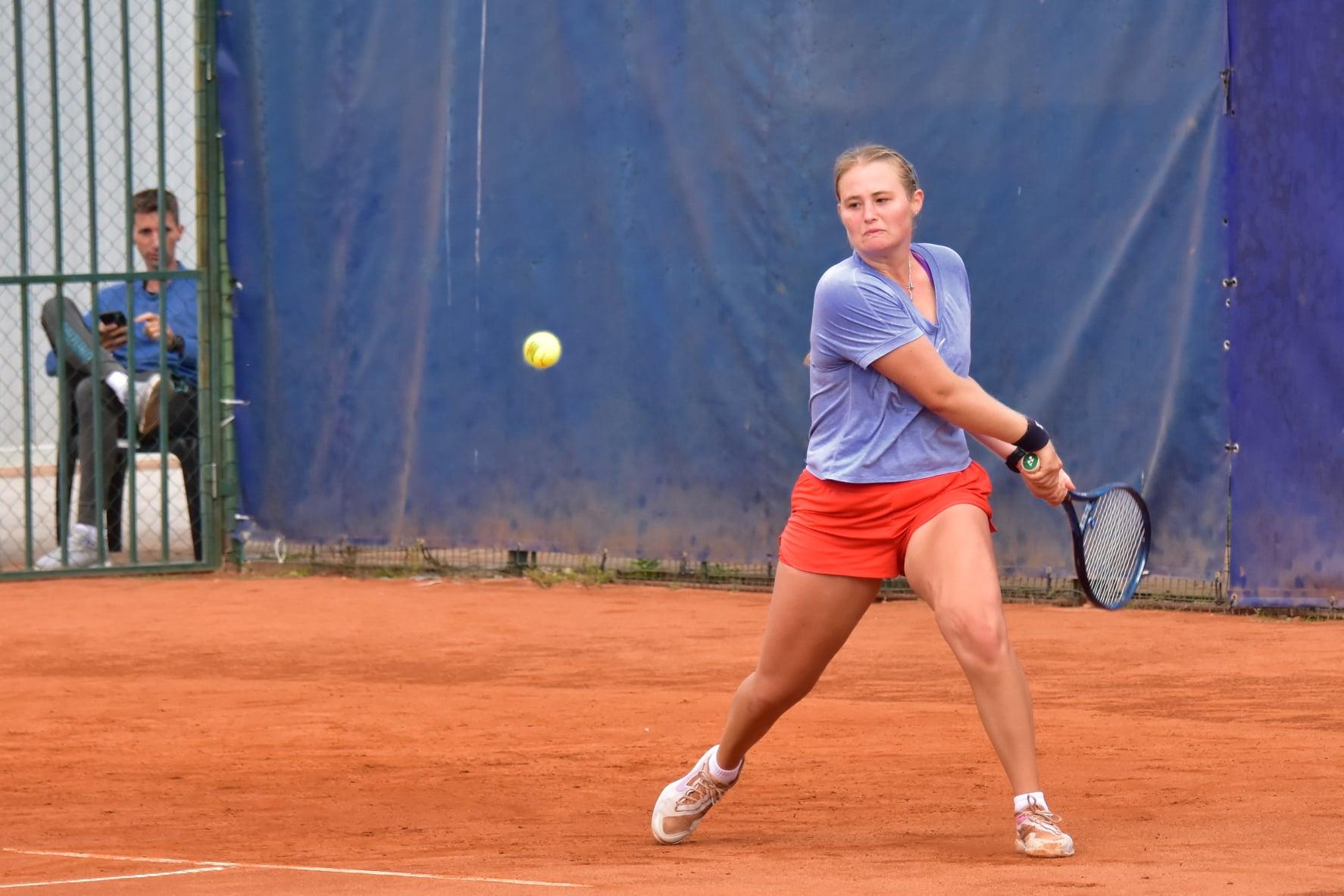 236925402 4472952152755959 6767594015630815271 n - ITF: Lara Smejkal po novem za Slovenijo, Dimic že dvakrat uspešen v Bolgariji